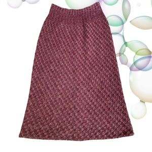 Missoni Vintage Sweater Skirt
